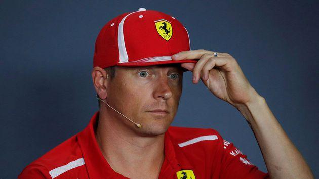 Raikkonen se va de Ferrari y su reemplazo será...