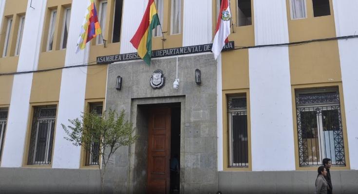 Gobernación de Tarija espera que la Asamblea apruebe el POA 2019 antes de que venza el plazo