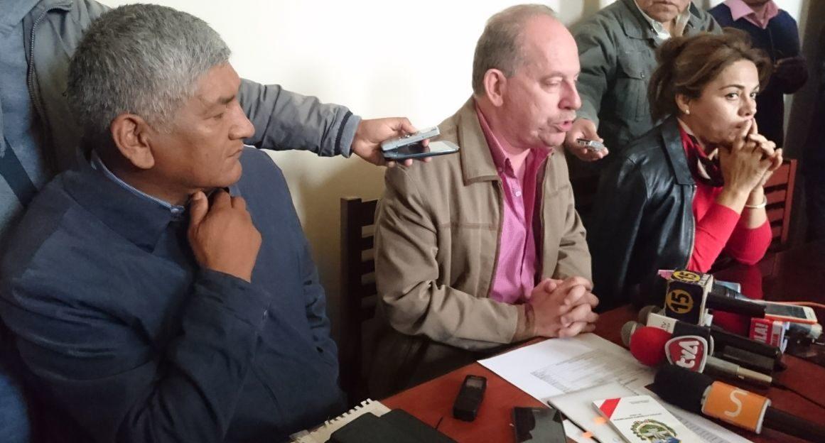 Camino al Cambio de Tarija niega alianza política con la agrupación ciudadana de Montes