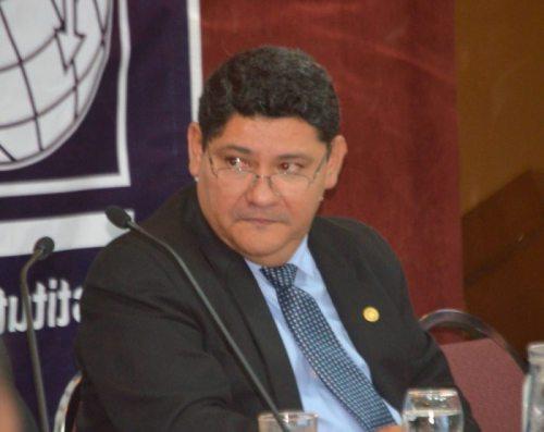 Antonio Rocha, presidente de la Cámara Regional de Despachantes de Aduana de Santa Cruz.