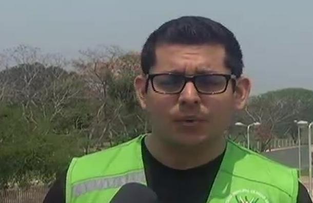 Quemas han afectado la calidad del aire en Santa Cruz