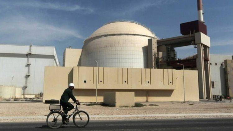 Reactor nuclear en Bushehr en Irán
