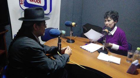 Canciller Diego Pary en entrevista con Erbol