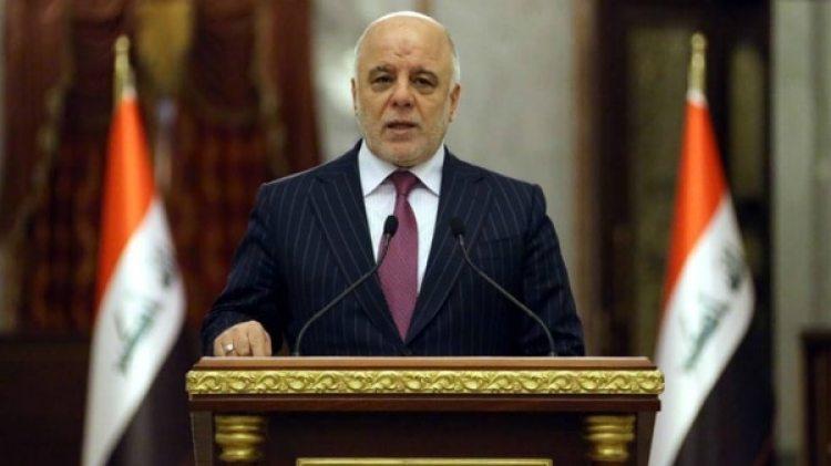 Haider al Abadi, primer ministro de Irak