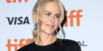 Nicole Kidman sorprende con su nueva cara