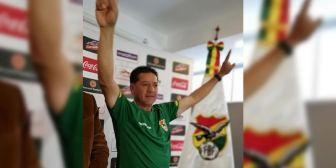 Ecuatoriano Sixto Vizuete se puso la Verde