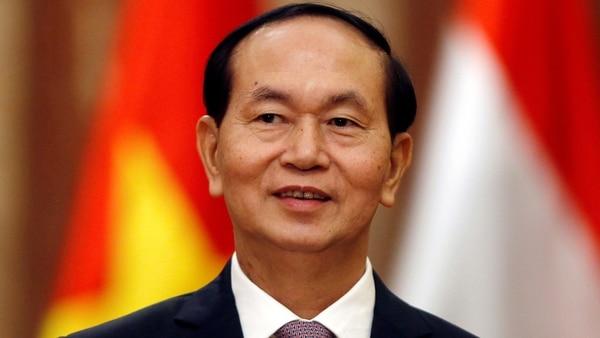 Fallece Tran Dai Quang, el Presidente de Vietnam