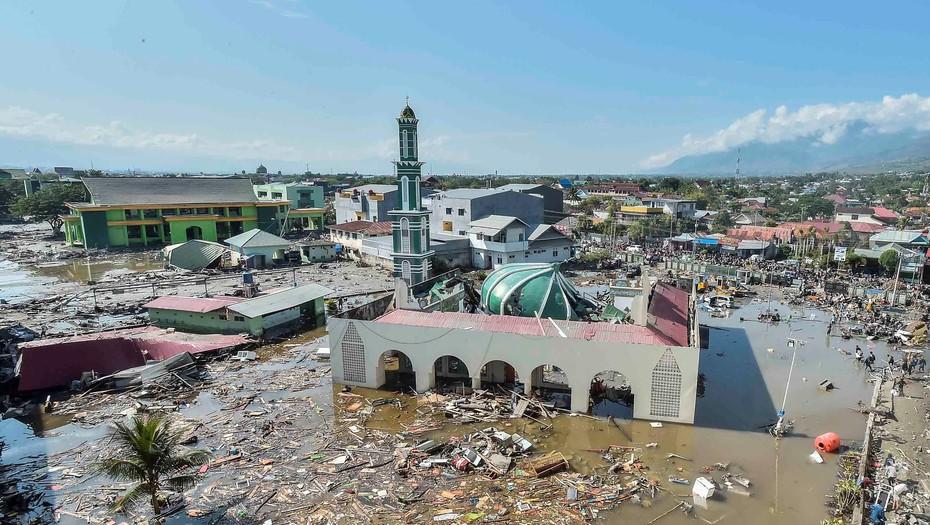 Venezuela se solidariza con Indonesia tras terremoto en isla de Célebes