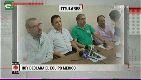 Video titulares de noticias de TV – Bolivia, mediodía del jueves 13 de septiembre de 2018