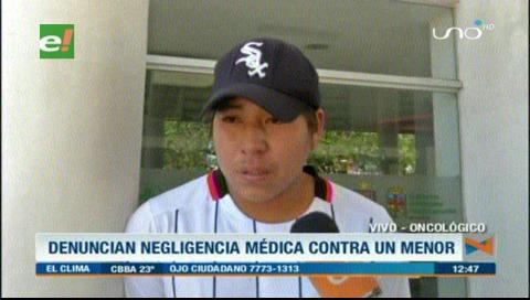 Extirpan riñón sano a niño de 3 años con cáncer — Bolivia