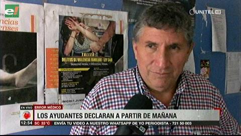 Fiscal Parra asegura que habrán más citados por el proceso del caso Sebastián