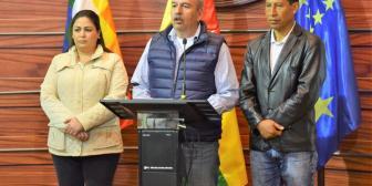 Senador Murillo interpone juicio de responsabilidades en contra del Fiscal General
