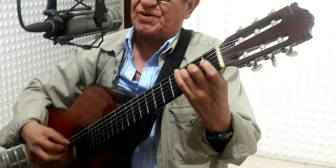 """César Espada: """"Tuve que huir de mi casa para cumplir mi sueño de ser músico"""""""