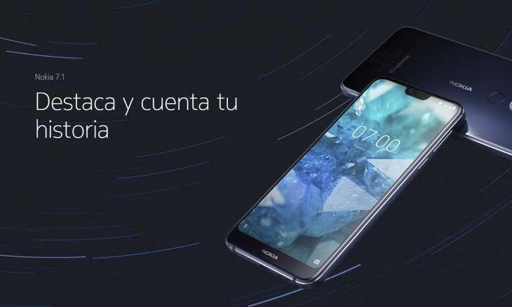Su nuevo smartphone 7.1 es muy similar al iPhone X — Nokia