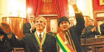 De 1982 a 2018 Bolivia tuvo 9 presidentes