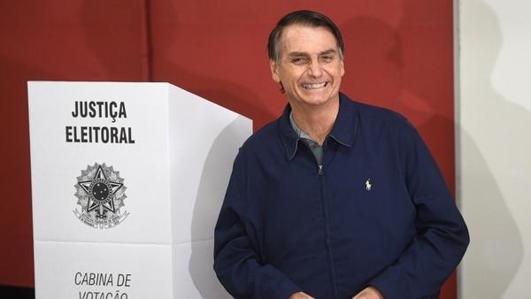 Le Pen sobre Bolsonaro: