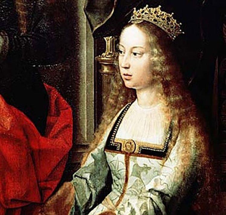 A los 18 años, Isabel se casó con Fernando de Aragón. A los 23, se proclamó Reina de Castilla