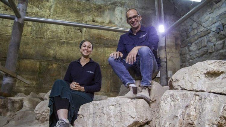 Los arqueólogos israelíes que investigaron el hallazgo