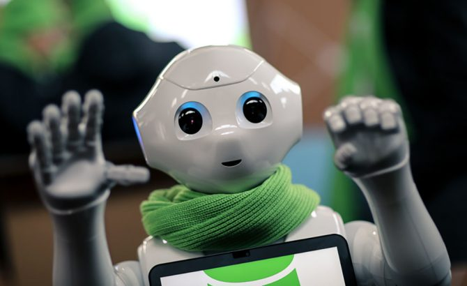 El Parlamento británico citó por primera vez a un robot a 'testificar'