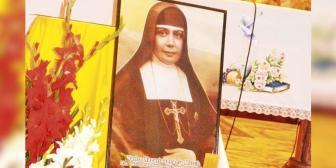 Oruro celebra con gozo la canonización de la madre Nazaria Ignacia