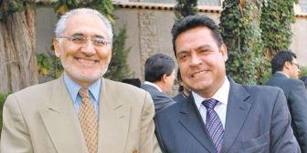 Esta semana Sol.bo de Luis Revilla definirá alianza política con expresidente Mesa