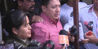 Dictan detención preventiva para Eduardo Mérida por el caso libreta militar