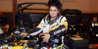 Suany Martínez: En el Dakar no hay diferencia entre hombres y mujeres, todos somos pilotos