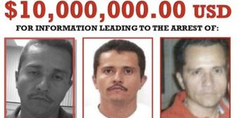 "EEUU aumentó a USD 10 millones la recompensa por ""El Mencho"", líder narco del cártel de Jalisco"