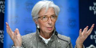 Christine Lagarde canceló su viaje al foro económico de Arabia Saudita tras el escándalo por el periodista desaparecido