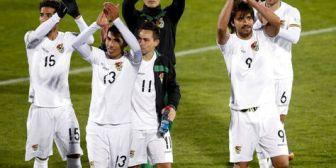 Bolivia jugará en noviembre dos partidos amistosos en Medio Oriente