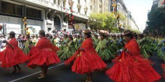 Evo viaja a Argentina a una entrada folclórica de bolivianos y no verá al presidente Macri