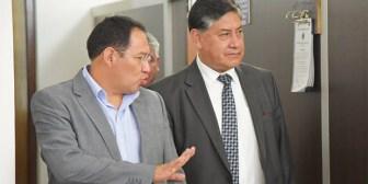Empieza transición en Fiscalía General: Lanchipa recibió informe de Guerrero y anuncia evaluación detallada