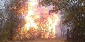 YPFB activa pesquisas por la explosión del gasoducto; víctimas están en situación crítica