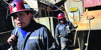 Huanuni pagará el doble aguinaldo pese a su déficit y sueldos elevados en la estatal minera