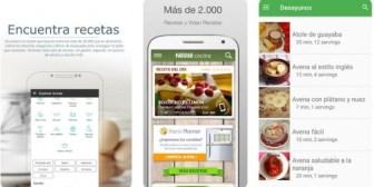 Apps para encontrar las mejores recetas en español