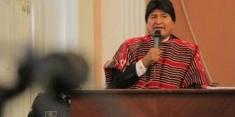 """SIP exige al gobierno de Evo Morales que cese """"asfixia financiera"""" contra medios de comunicación"""