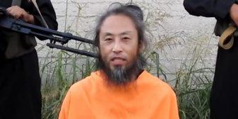 El periodista japonés secuestrado en Siria habría sido liberado, según el gobierno de Shinzo Abe