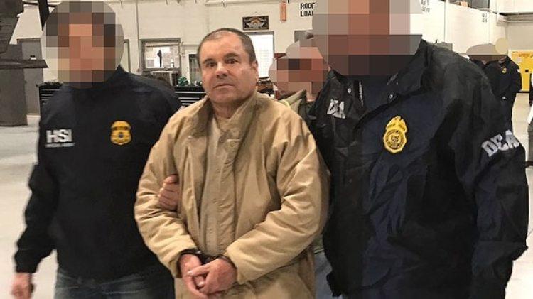"""""""El Chapo"""" Guzman (Archivo, AFP)"""