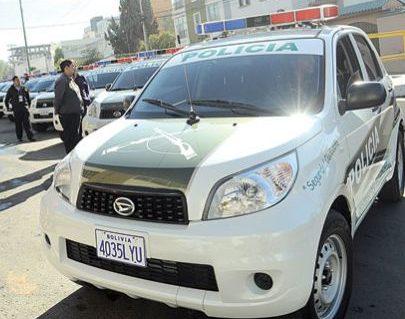 Aprehenden a ex fiscal de Tarija por conducir ebrio e intentar agredir a la policía