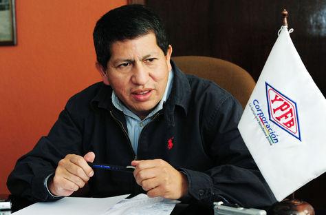 Resultado de imagen para El ministro de Hidrocarburos, Luis Alberto Sánchez,