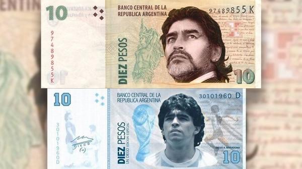 No me gusta que me gane el árbitro: Maradona
