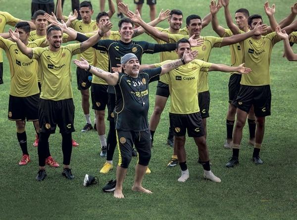 ¿No le importa? Esto dijo Maradona de la final de la Copa Libertadores 2018