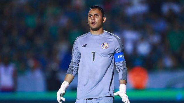 Keylor Navas antepone al Real Madrid y no estará para amistosos con Costa Rica