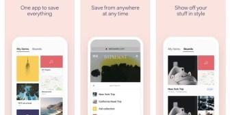 Collect, lo nuevo de WeTransfer para guardar contenido de otras apps en un mismo lugar