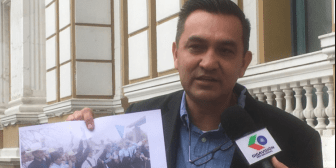Senador denuncia que 3 ministros incumplieron desalojo a menonitas de tierras fiscales