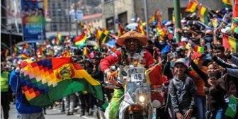 El chaqueño Fabricio Fuentes está a punto para el Dakar