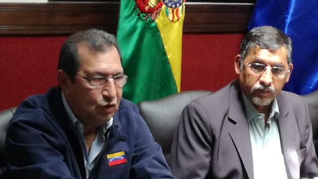 Injerencia: Hermano de Hugo Chávez llama a organizarse para defender a Evo
