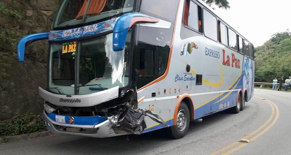 CAF presenta un plan de seguridad vial que busca disminuir la cantidad de accidentes de tránsito en Tarija