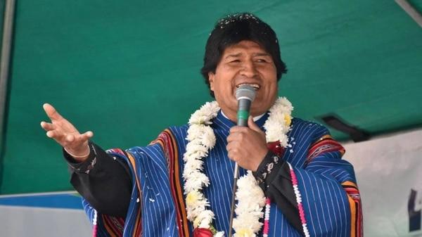 """Evo Moralesadmitió su adicción al poder: """"No quiero salir, es el problema que tengo"""""""