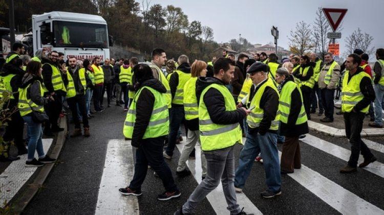 La conductora del vehículo fue arrestada (AFP)